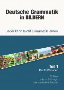 Grammatik in Bildern, Teil 1